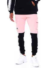 Sweatpants - TRI-BLOCK SWEATPANT-2409432