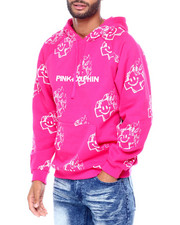 Pink Dolphin - MR. POSITIVE SKETCH HOODIE-2409453