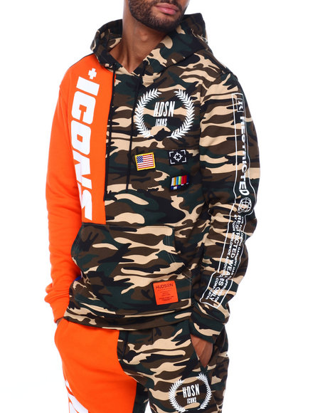 Hudson NYC - Icons Restricted Hoody