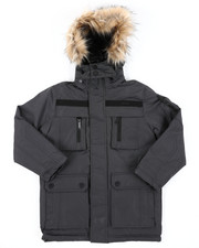Sizes 8-20 - Big Kids - Parka Jacket (8-20)-2409979