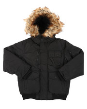 Sizes 8-20 - Big Kids - Bomber Jacket (8-20)-2409842