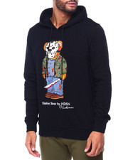 Hudson NYC - Slasher Bear Hoody-2409364