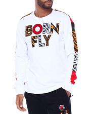 Born Fly - NAVIGATOR LS Tee-2409812