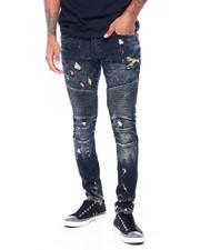 Jeans - OIL SLICK MOTO JEAN-2410494