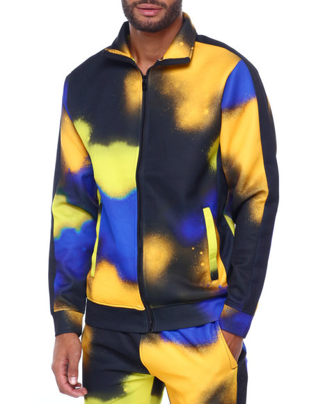 Buyers Picks - spraypaint track jacket