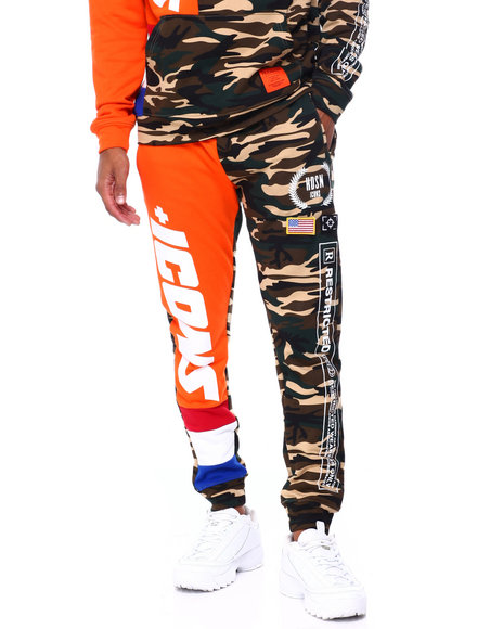 Hudson NYC - Icons Restricted Joggers