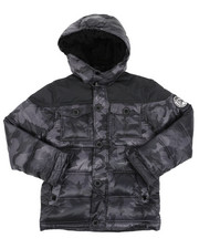 Sizes 8-20 - Big Kids - Puffer Jacket (8-20)-2409680