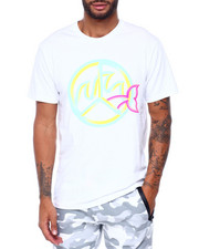 Pink Dolphin - MAKE PEACE TEE-2409472