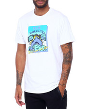 Pink Dolphin - CLUB DOLPHIN TEE-2409526