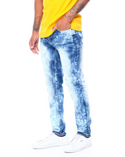 Jeans - STRETCH BLEACHED OUT JEAN-2410286