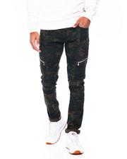 Pants - Rip and Repair Twill Moto Pant-2410184