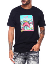Pink Dolphin - CLUB DOLPHIN TEE-2409482
