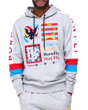 Born Fly - ASHOD Hoodie-2410384