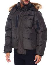 Rocawear - Flap Pocket Parka Jacket-2410143