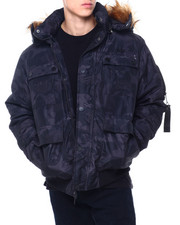 Rocawear - Heavy Weight Short Parka Jacket-2411187