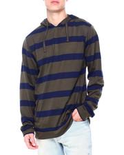 Buyers Picks - Horizontal Stripe Hoodie-2411078