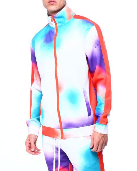 Buyers Picks - spraypaint track jacket