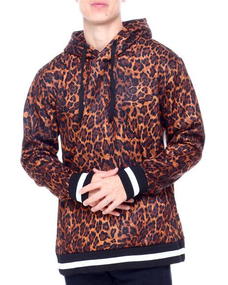 Buyers Picks - Leopard Print Hoodie