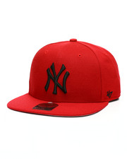 Accessories - New York Yankees Sure Shot Captain Snapback Hat-2406455