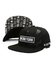Zoo York - 6-Panel Jersey Knit Snapback Hat-2408994