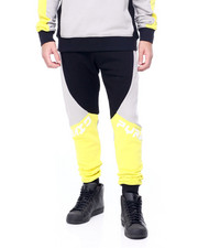 Sweatpants - RACER BLOCKED PANT-2409404