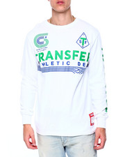 Transfer Sportif - Athletic Dept LS Tee-2411098