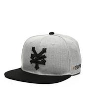 Zoo York - Woven Heather Snapback Hat-2408988