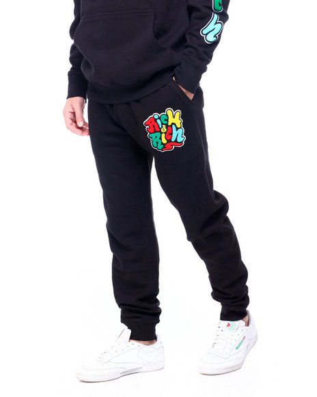 OUTRANK - Rich Rich Patch Jogger