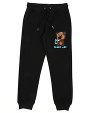 Sizes 8-20 - Big Kids - Fleece Jogger Pants (8-20)-2410943