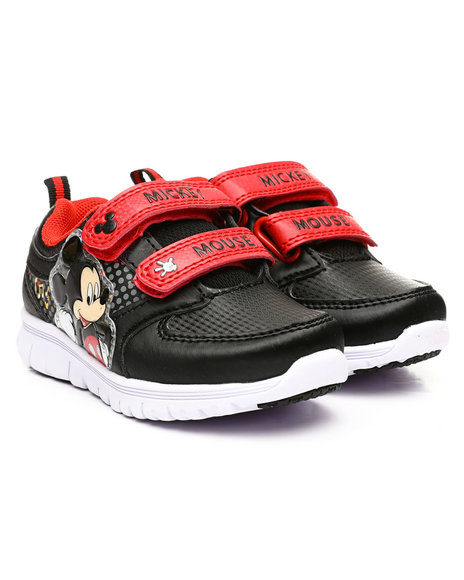 Arcade Styles - Mickey Mouse Light-Up Sneakers (5-12)
