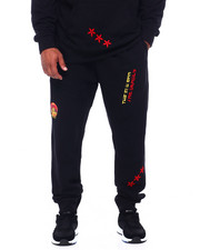 Born Fly - Leather Face Jogger (B&T)-2410928