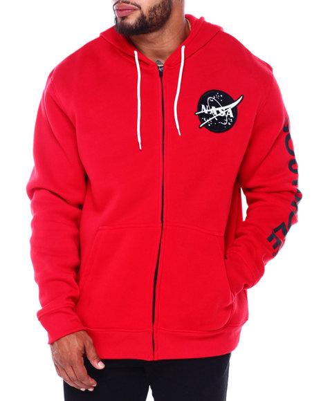 Buyers Picks - Full Zip Fleece Hoodie w/ EMB Patch (B&T)
