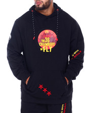 Born Fly - Ghost Face P/O Hoodie (B&T)-2410948