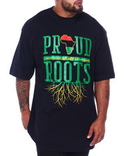 Men - Proud My Root S/S Tee (B&T)-2410887