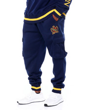 Men - Fleece Sweat Pant (B&T)-2411566