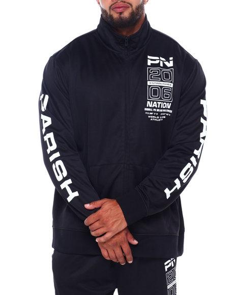 Parish - Full Zip Jacket (B&T)