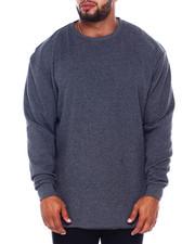 Men - Men's L/S Crew Neck Thermals (B&T)-2411822