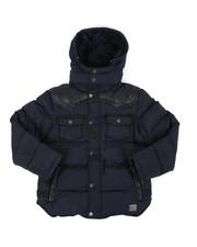 Arcade Styles - Puffer Jacket (8-20)-2411058