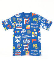 Parish - AOP Graphic Tee (8-20)-2410855