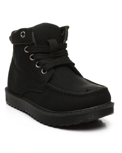 Beverly Hills Polo Club - Lace-Up Boots (5-10)