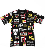 Parish - AOP Graphic Tee (8-20)-2410860