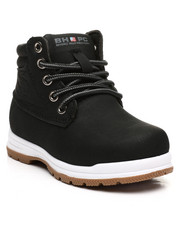 Beverly Hills Polo Club - Lace-Up Boots (5-10)-2411655