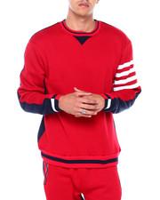 Buyers Picks - Colorblock Fleece w Bar Stripe Detail-2412471
