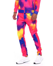 Sweatpants - spraypaint track pant-2412500