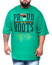 Short-Sleeve - Proud My Root S/S Tee (B&T)-2409113