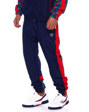 Sweatpants - NYLON CUBE WINDPANT-2412538