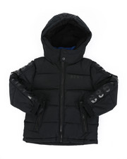 DKNY Jeans - Puffer Jacket (4-7)-2409027