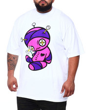 Short-Sleeve - Voodoo Doll S/S Tee (B&T)-2409072