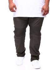 Pants - Biker Style Twill Pants (B&T)-2393421
