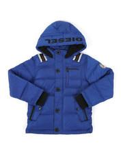 DIESEL KIDS - Puffer Jacket (8-20)-2409690
